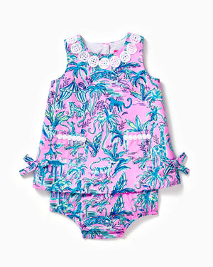 Baby Lilly Infant Shift Dress