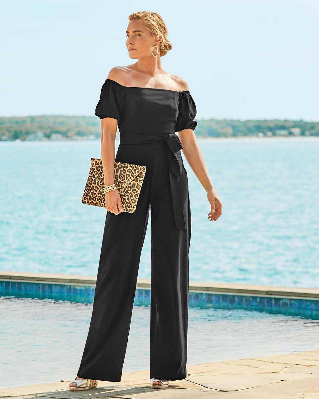 Jada Off-The-Shoulder Jumpsuit