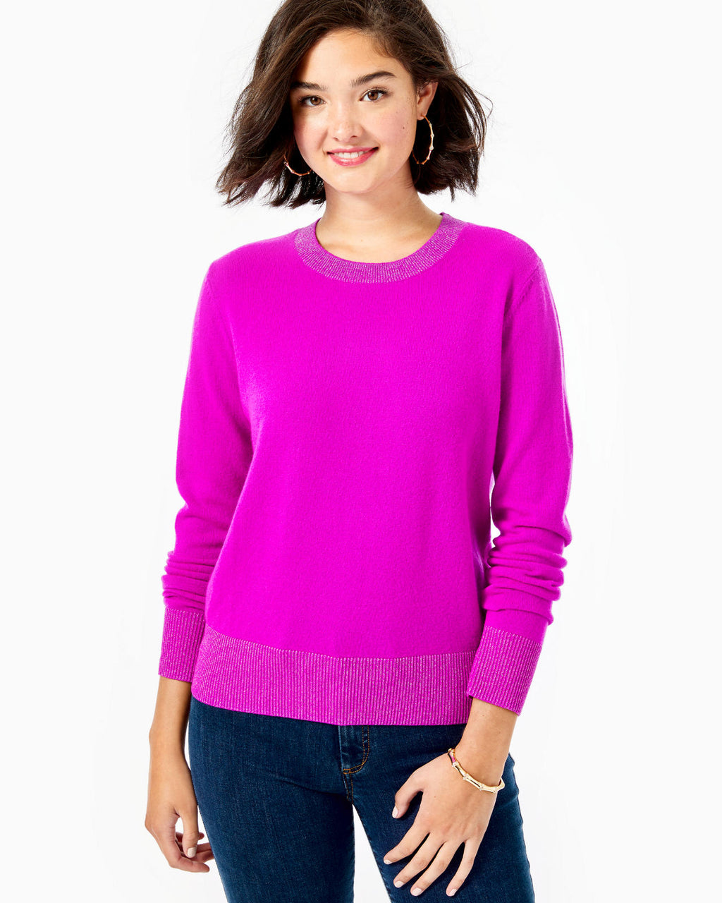 Prita Cashmere Sweater