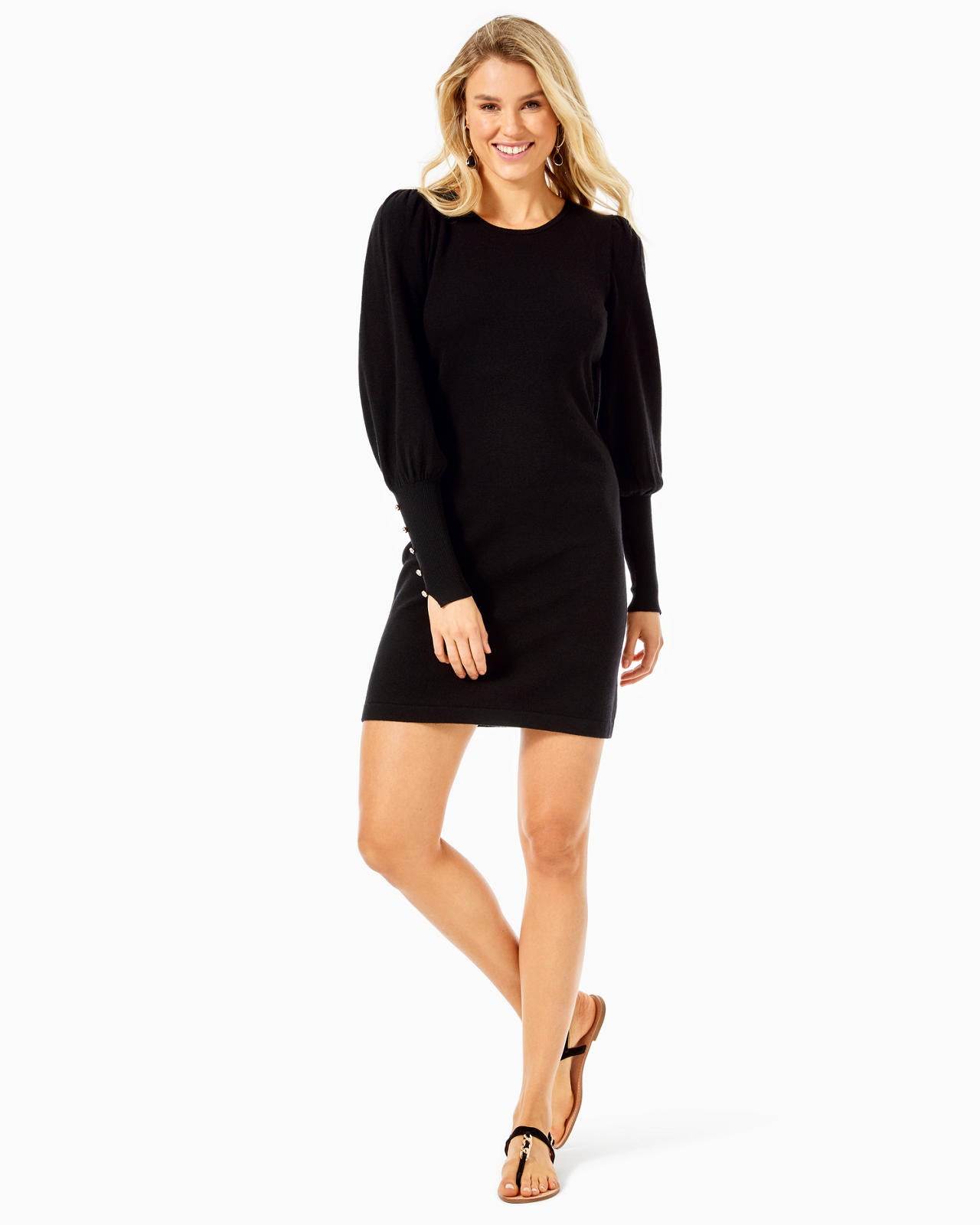 Bambrey Sweater Shift Dress