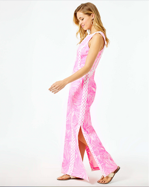 Daise Stretch Maxi Dress
