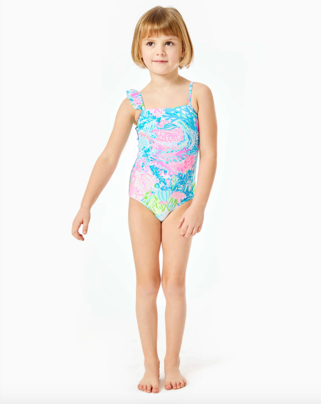 Saskia UPF 50+ Swimsuit