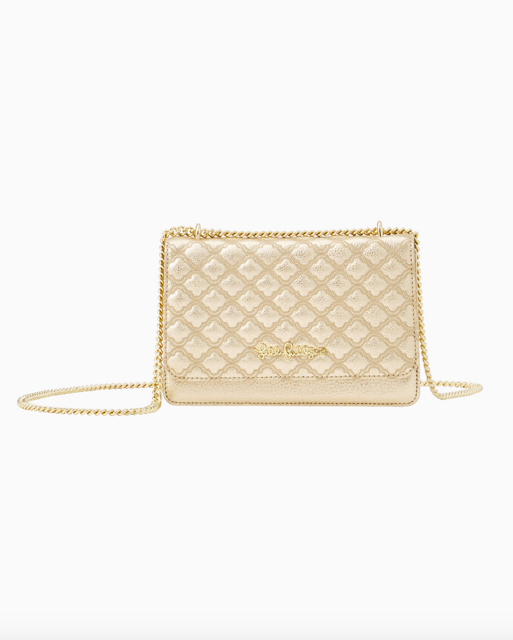 Quilted Kat Crossbody