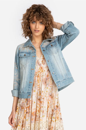 Iva Denim Jacket
