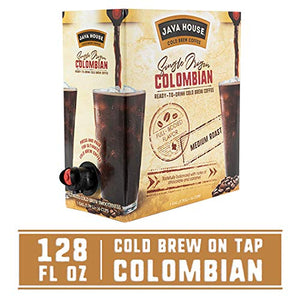 1 Gallon Cold Brew (Colombian)