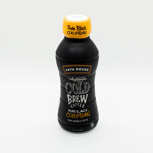 Bottled Cold Brew (Black) (12ct)