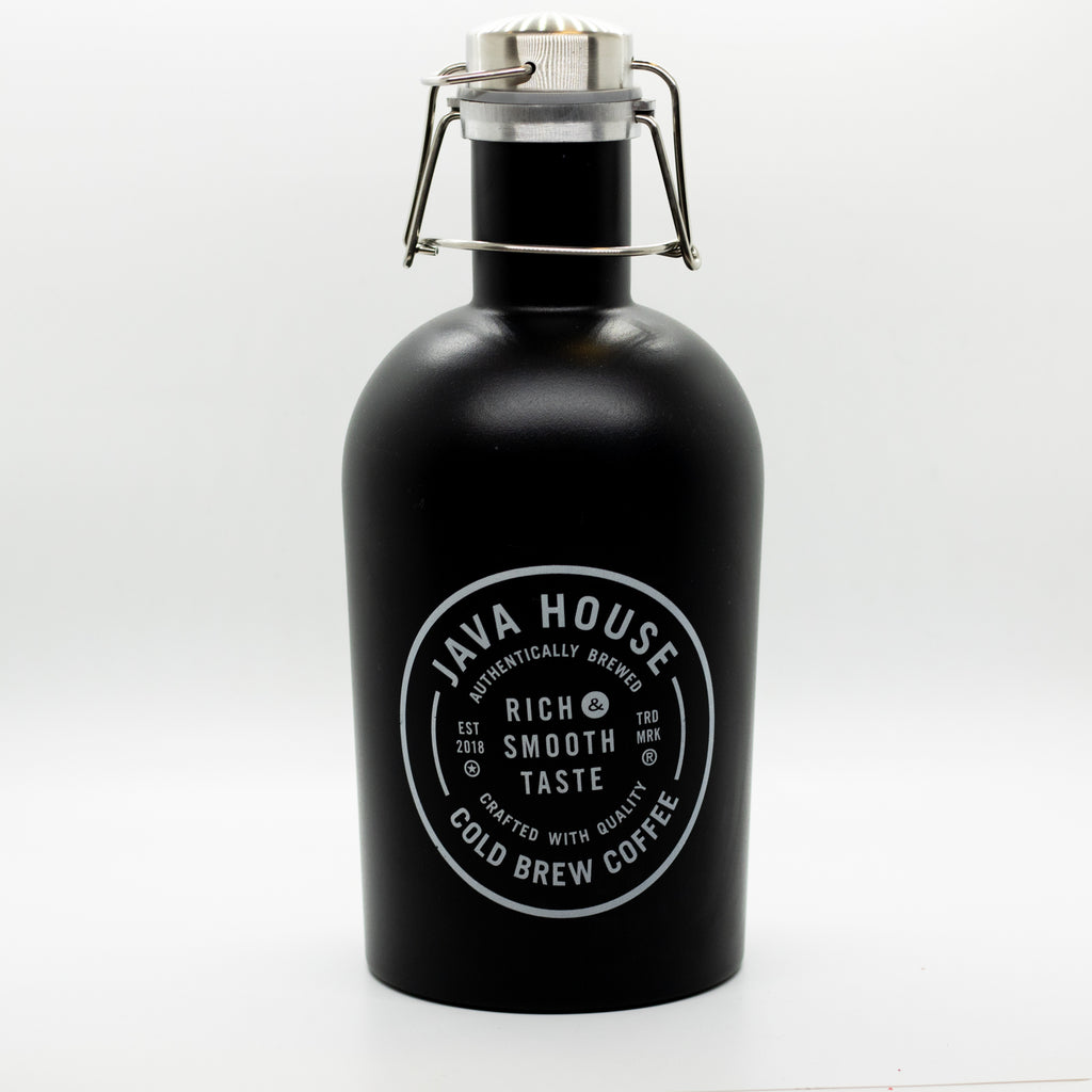 Java House Growler + Fill ($5 off!)
