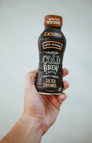Bottled Cold Brew (Salted Caramel) (12ct)