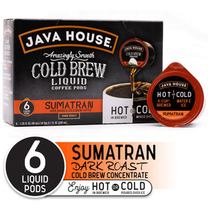 24ct Java House Pods (Sumatran)