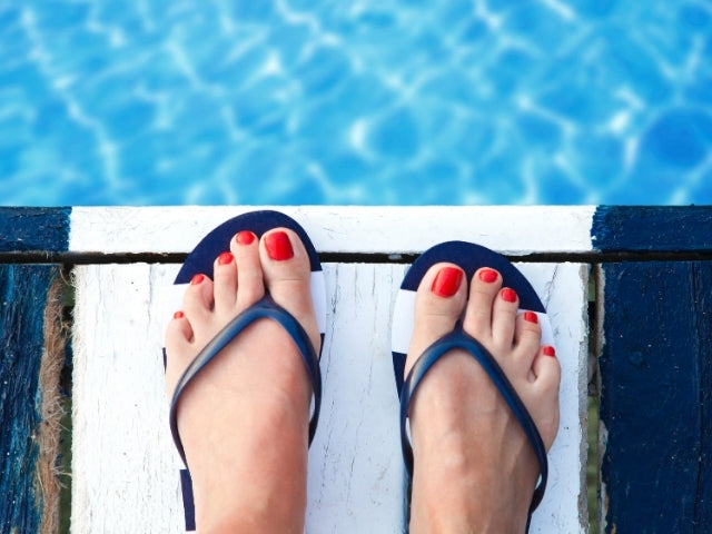 It's Almost Time to Bare Your Toes!