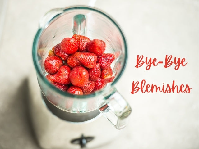 Blemish Busting Super Food Smoothie