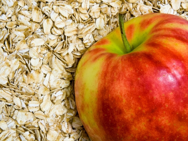 Oats and ACV Pack a 1 - 2 Punch!