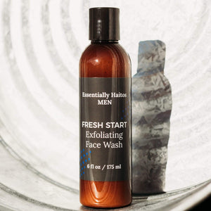 Fresh Start Exfoliating Face Wash