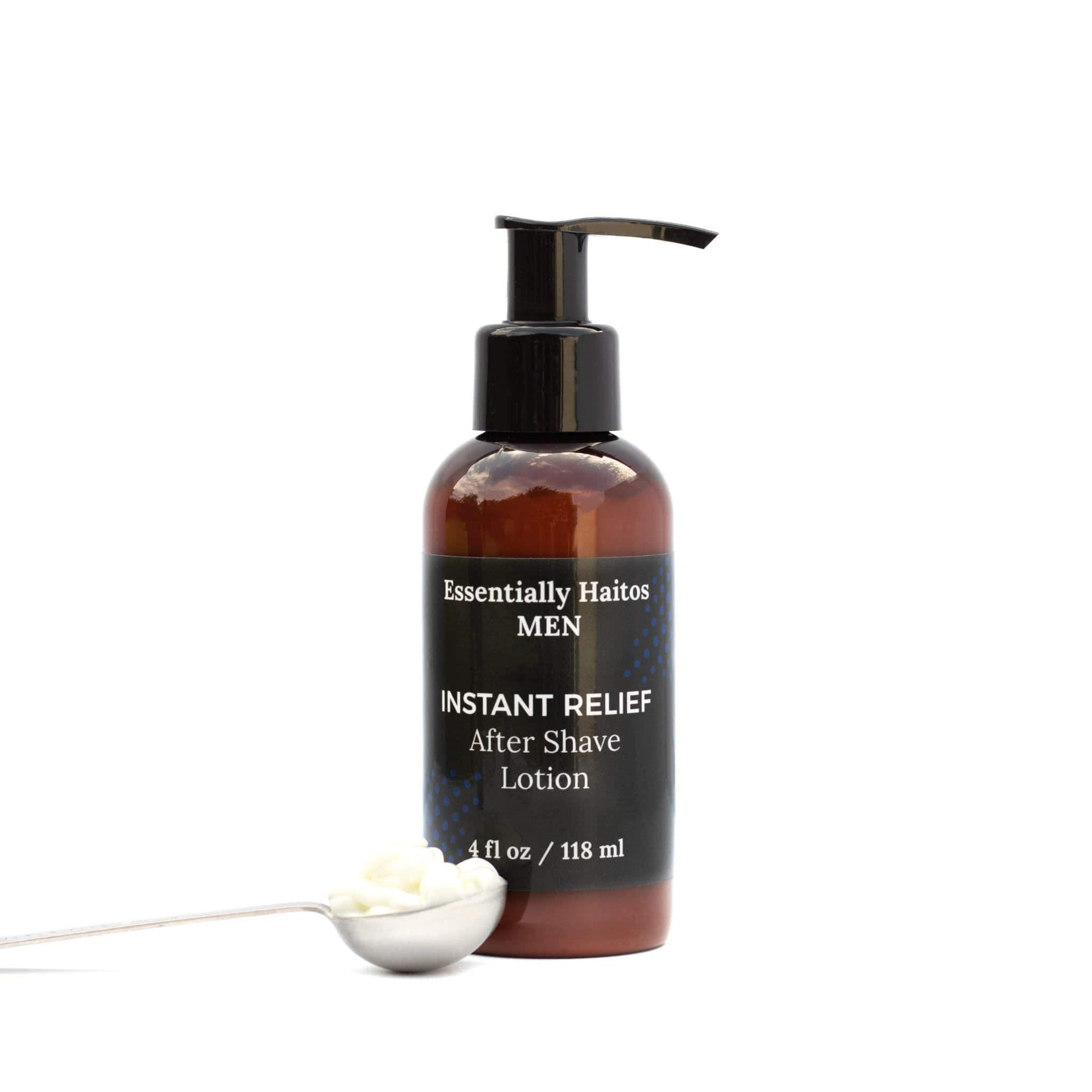 Instant Relief After Shave Lotion