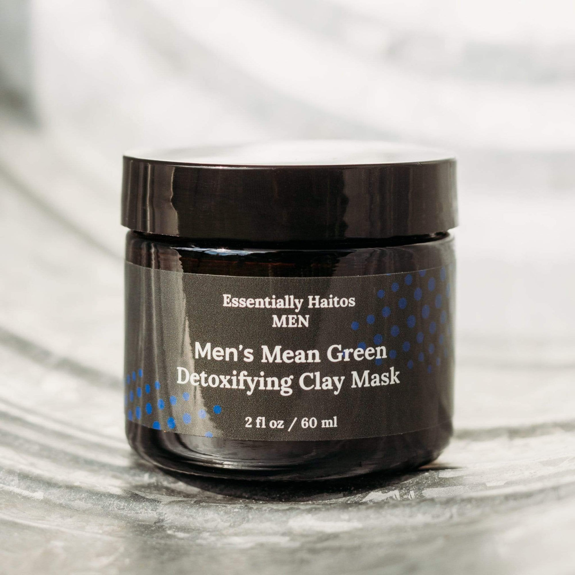 Men's Mean Green Detoxifying Clay Mask