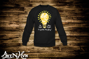Let Your Light Shine Sweatshirt
