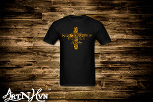 New Jerusalem Forever Tee (Gold)