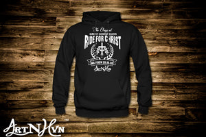 Ride For Christ Hoodie