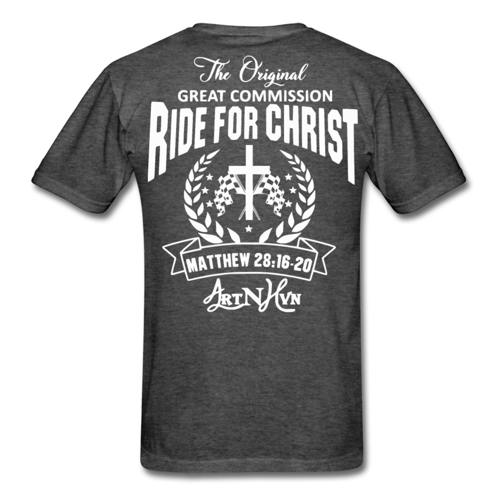 Ride For Christ Tee
