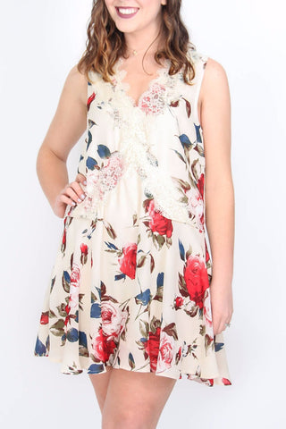 Casia Floral Dress