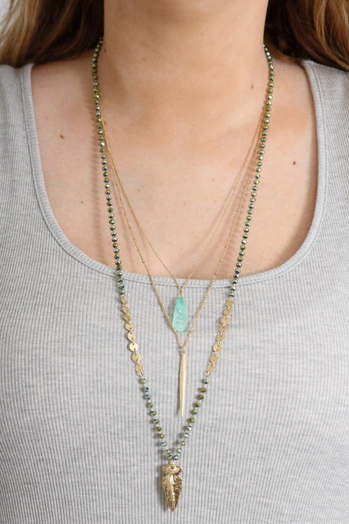 Taliah Necklace
