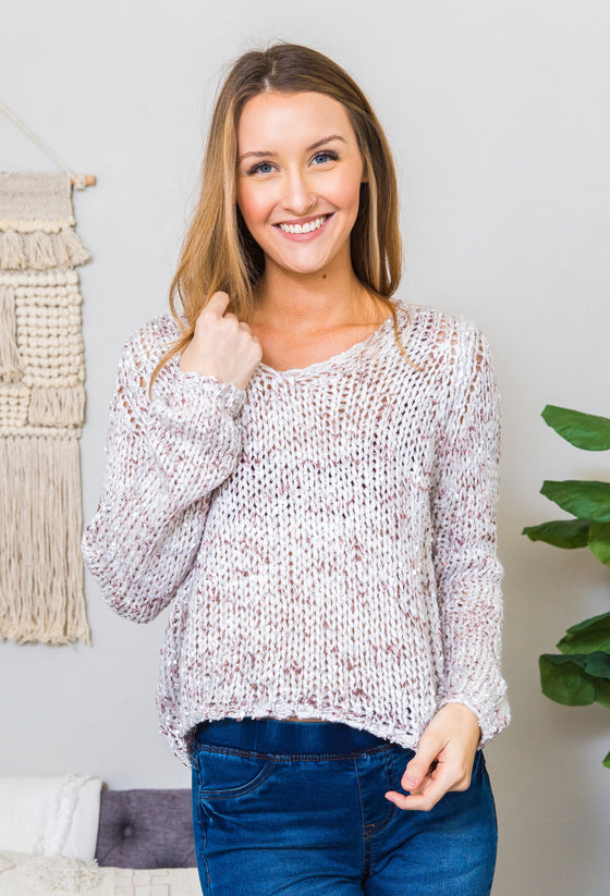 Ruthie Sweater