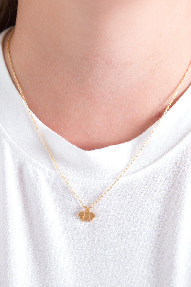 Honey Bee Yourself Necklace