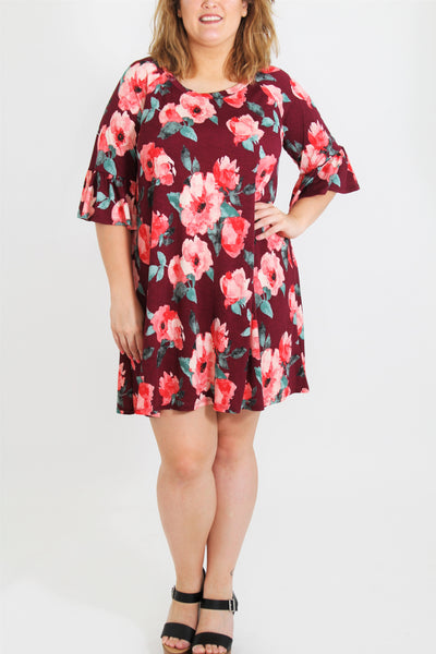 Joanna Curvy Dress