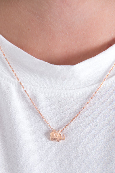 Nuts About You Necklace