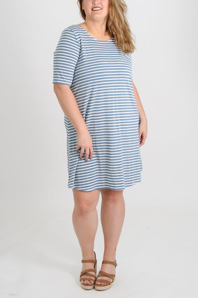 Laney Curvy Dress