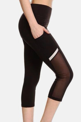 Lux Athletic Capris