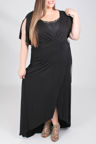 Alaia Maxi Dress