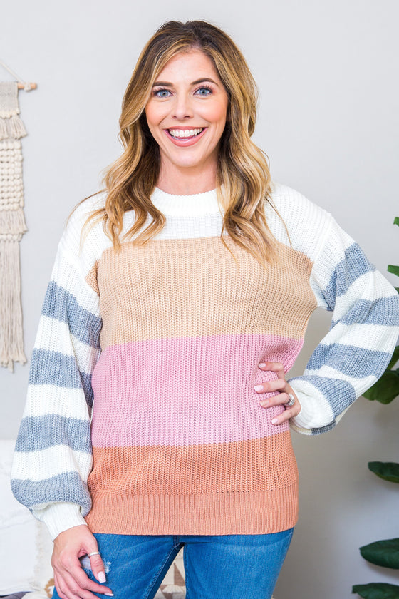 Carlee Sweater