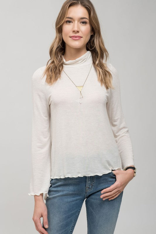 Danna Turtle Neck Top