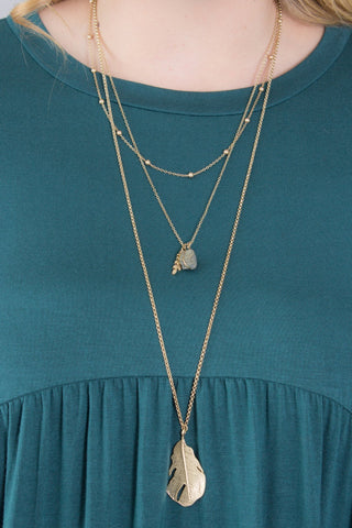 Fly Me Away Necklace