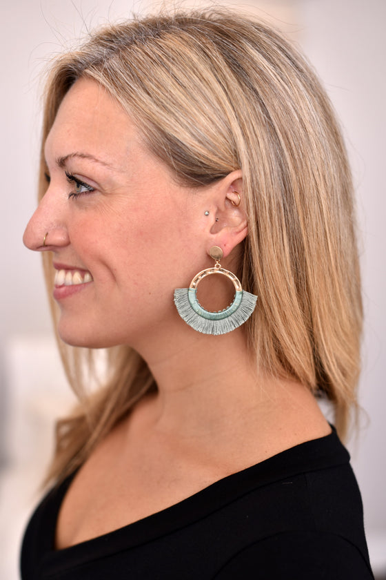 Adelpha Earrings