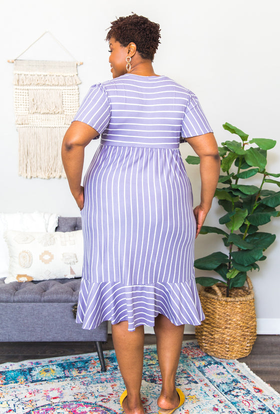 Angela Curvy Dress