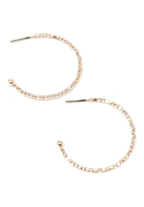 Calista Hoop Earrings
