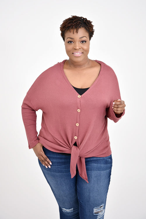 Reed Curvy Top