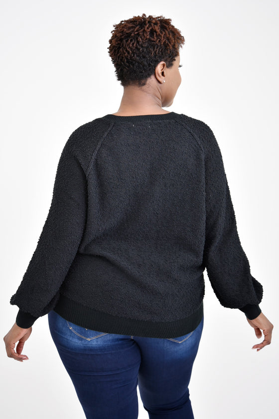 Sanders Curvy Sweater
