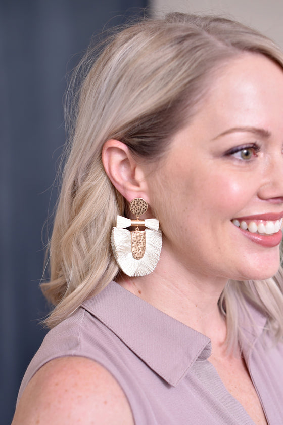 Lilianne Earrings