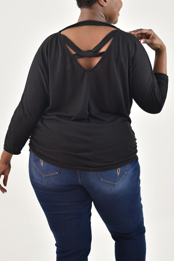 Beverly Curvy Top