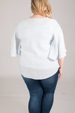 Julie Curvy Top