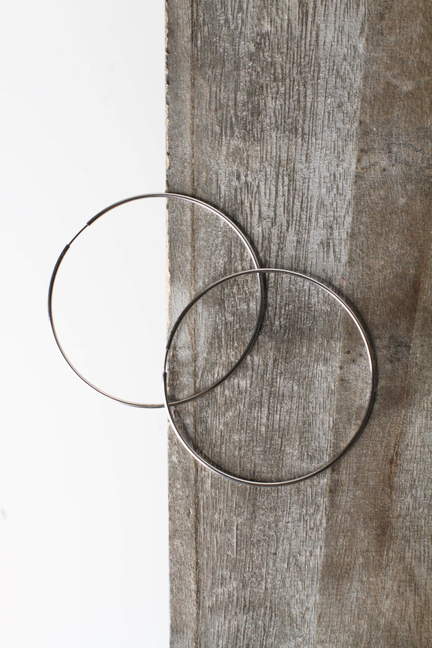 Rowan Hoop Earrings