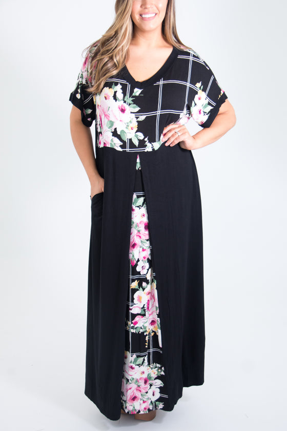Annabella Curvy Dress