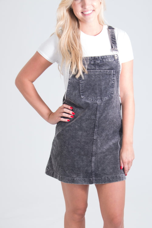 Sherie Overall Dress
