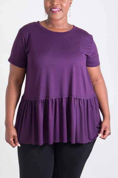 Fable Curvy Top