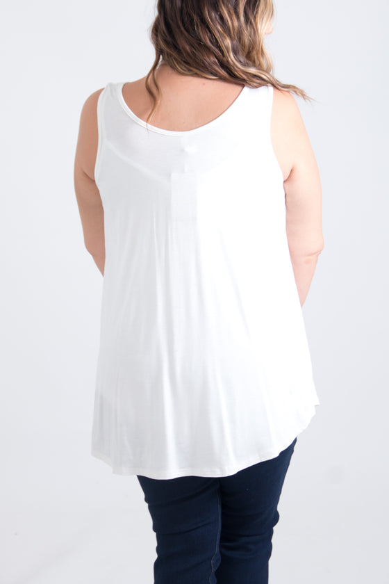 Gemma Curvy Top