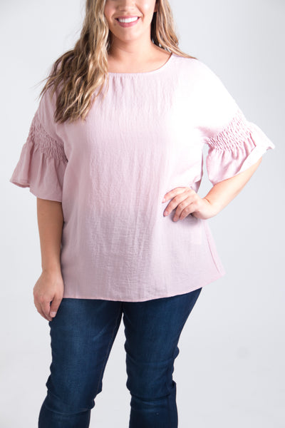 Martina Curvy Top