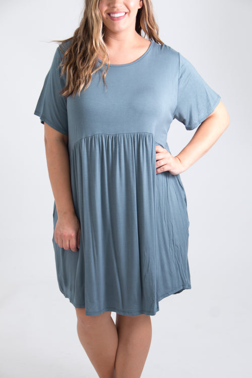 Zoey Curvy Dress